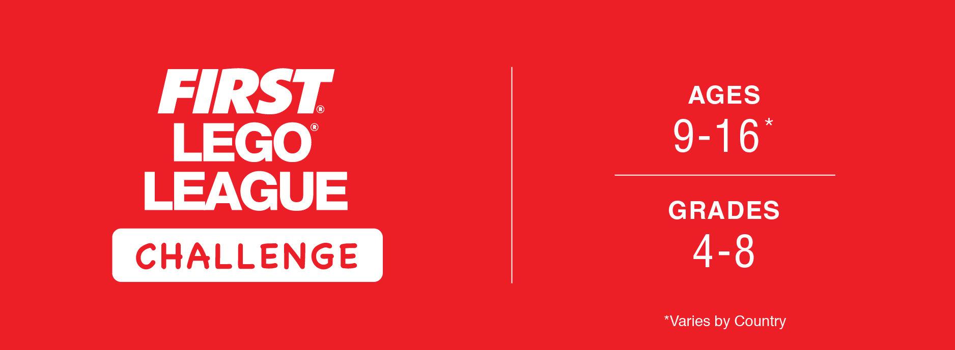 FIRST LEGO League Banner