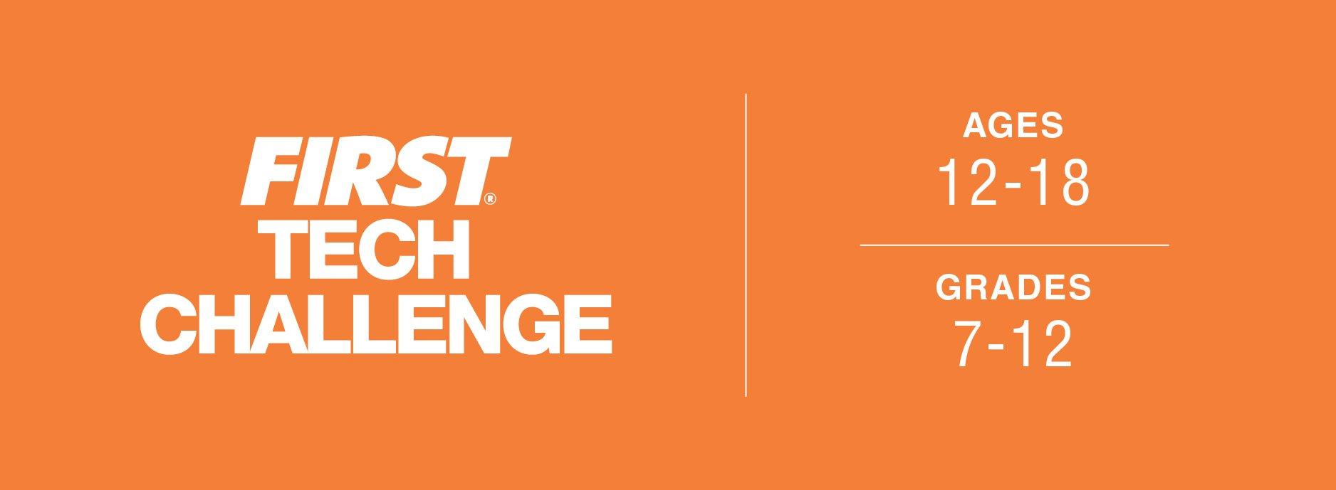 FIRST Tech Challenge Banner