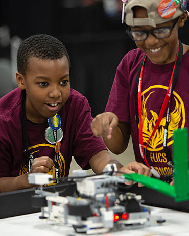 FIRST LEGO League Participants