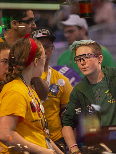 FIRST Robotics Competition Participants