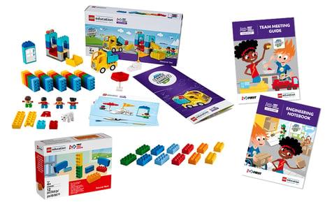 FIRST LEGO League Discover set