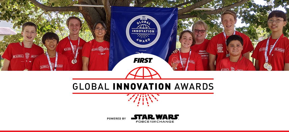 Global Innovation Awards - 2021