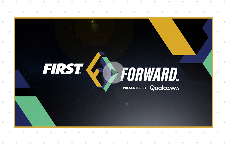 FIRST FORWARD reveal