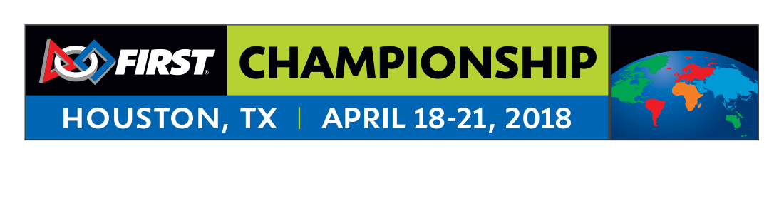 FIRST Championship Houston header