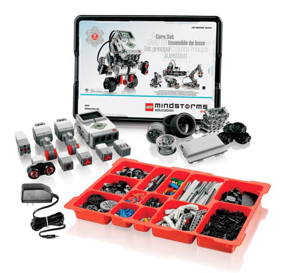 LEGO MINDSTORMS Education EV3 used in FIRST LEGO League Challenge