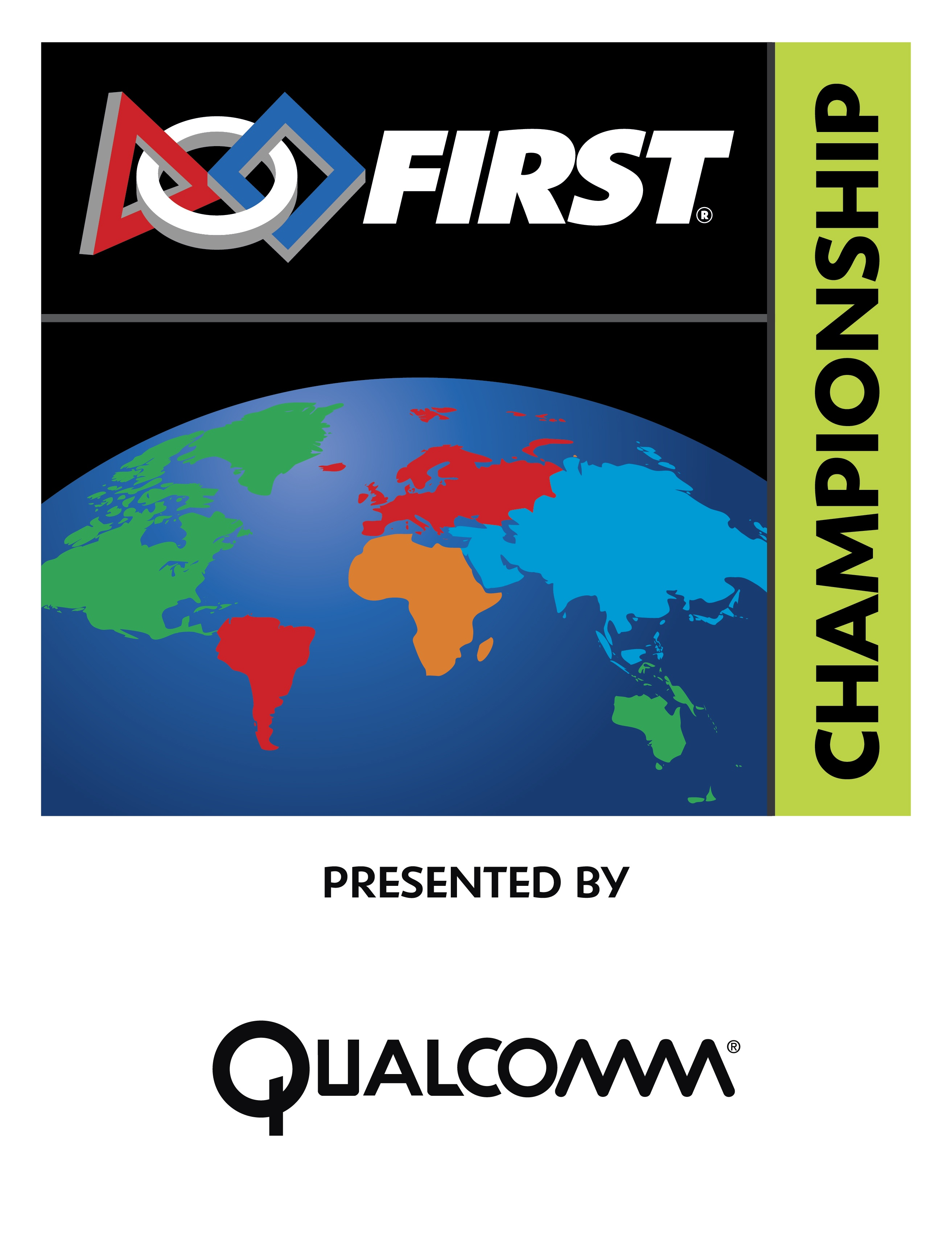 FIRST Championship Presented by Qualcomm