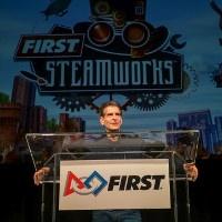 Dean Kamen at FIRST Kickoff