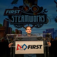 Dean Kamen at FIRST Kickoff