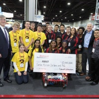 Rockwell Automation reveals $12 million donation to FIRST.