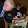 Gov. Snyder signs robot