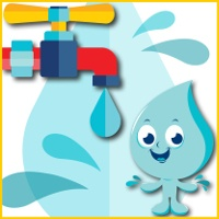FIRST LEGO League water graphic