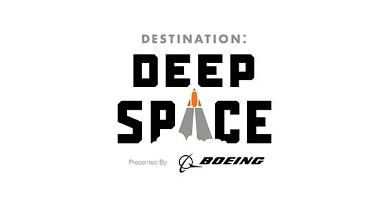 DESTINATION DEEP SPACE