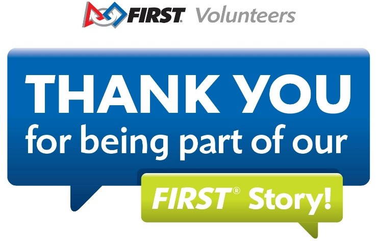 Volunteer - Thank you for being part of our story