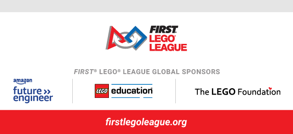 FIRST LEGO League Sponsor