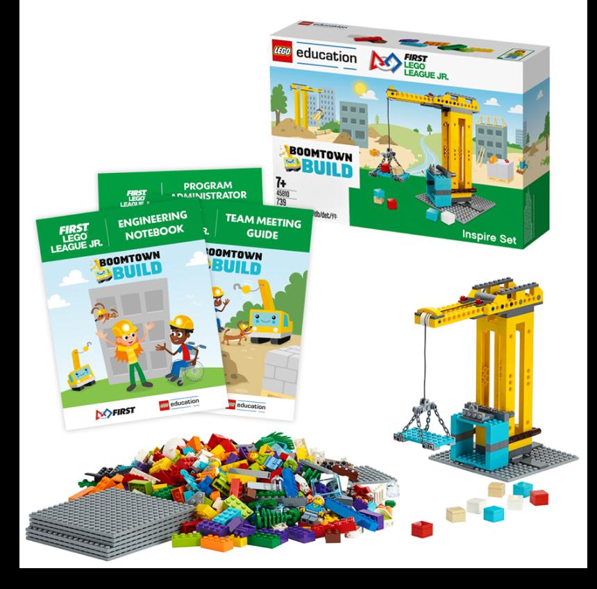 Lego League Junior Pack Photo